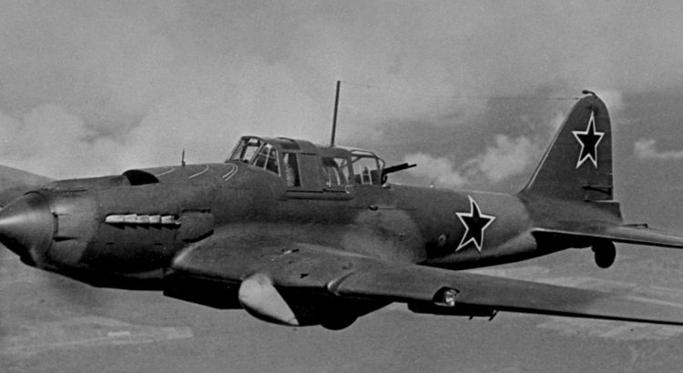 Ил-2 Штурмовик