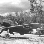 Messerschmitt Bf-109 G-2/trop 4./JG53 Comiso Сицилия сентябрь 1942